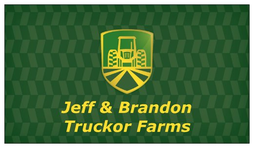 Jeff & Brandon Truckor Farms